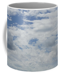 Clouds Photo IIi Coffee Mug
