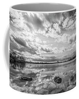 Clouds Touching The Water Coffee Mug