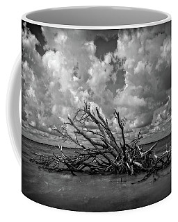 Clouds Trees Water Coffee Mug