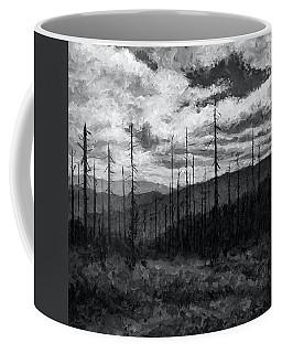 Cloudscape 3 Coffee Mug