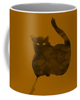 Cloudy Cat Coffee Mug