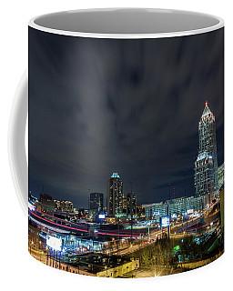 Cloudy City Coffee Mug