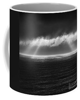 Cloudy Day At The Sae Coffee Mug