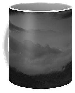 Coffee Mug featuring the photograph Cloudy Day by Keith Elliott