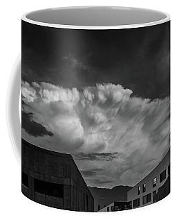 Cloudy Sky Over Bolzano Coffee Mug