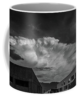 Cloudy Sky Over Bolzano Coffee Mug