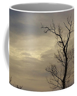Cloudy Tree 2 Coffee Mug