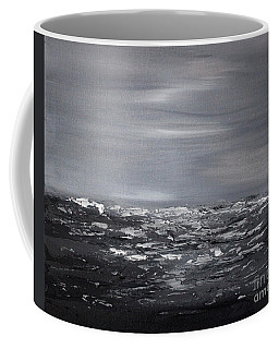Cloudy Waves 11 Coffee Mug