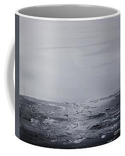 Cloudy Waves 3 Coffee Mug