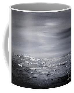 Cloudy Waves 6 Coffee Mug