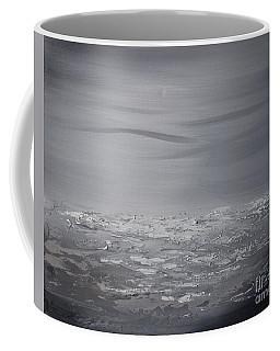 Cloudy Waves 8 Coffee Mug