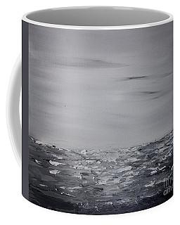 Cloudy Waves 9 Coffee Mug