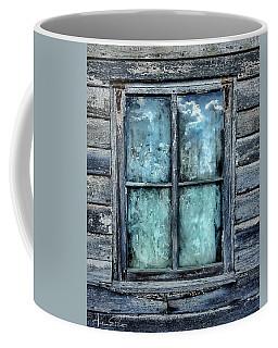 Cloudy Window Coffee Mug