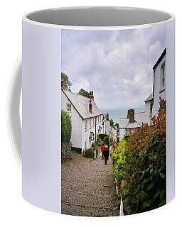 Clovelly High Street Coffee Mug