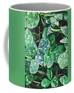 Clover Drops Coffee Mug