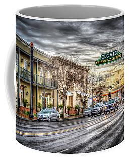 Clovis California Coffee Mug