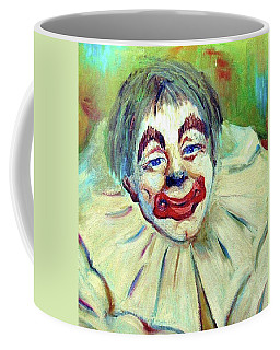 Clown By Mary Krupa Coffee Mug