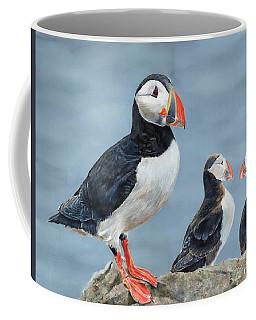 Clowns Of The Sea. Coffee Mug