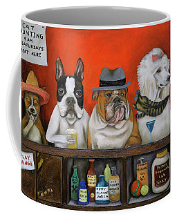 Club K9 Coffee Mug