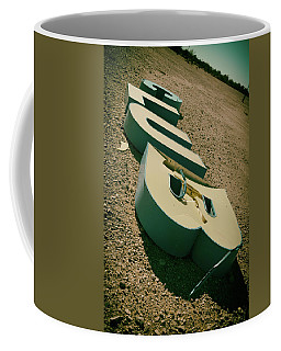 Coffee Mug featuring the photograph Club by Mary Hone