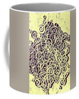 Club Of Clefs Coffee Mug
