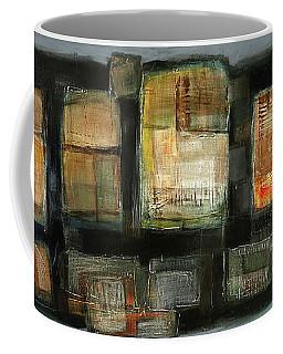 Club Coffee Mug by Behzad Sohrabi