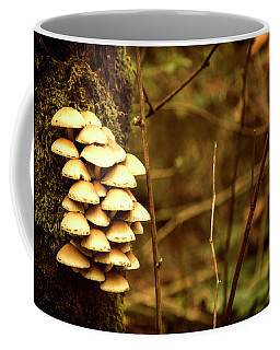 Cluster O Shrooms Coffee Mug