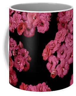 Clusters Of Pink Coffee Mug by Tim Good