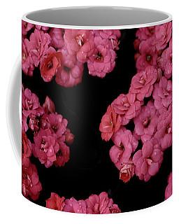 Clusters Of Pink Coffee Mug