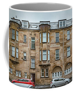 Clydebank Former Fire Station Building Coffee Mug