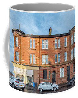 Clydebank Sandstone Tenement Coffee Mug