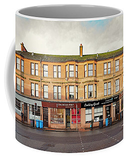 Clydebank Sandstone Tenement Kilbowie Road Coffee Mug