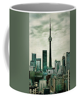 Cn Tower Coffee Mug
