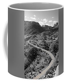 Cnm Switchbacks Coffee Mug