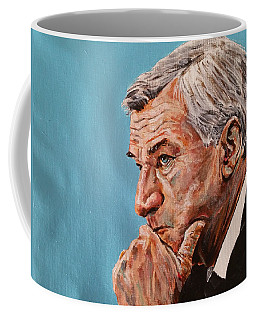 Coach Dean Smith Coffee Mug
