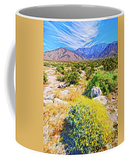 Coachella Spring Coffee Mug