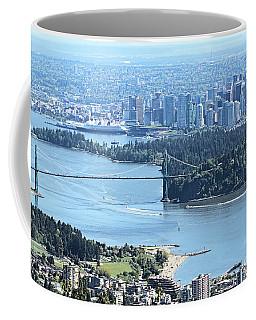 Coal Harbour Coffee Mug by Victor K