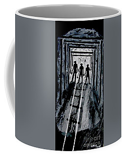 Coal Miners At Work Coffee Mug