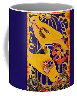Coalmine Canary Coffee Mug