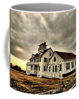 Coast Guard Beach Station Coffee Mug