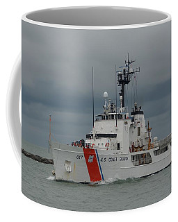 Coast Guard Cutter Vigilant Coffee Mug