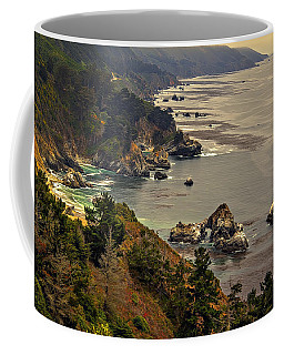 Coast Line Coffee Mug