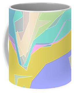 Coast Of Azure Coffee Mug