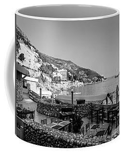 Coast Of Dubrovnik Coffee Mug