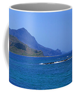 Coast Of Gramvousa Coffee Mug