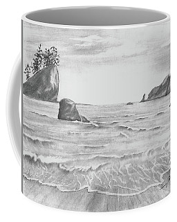 Coastal Beach Coffee Mug