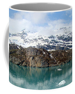Coastal Beauty Of Alaska 5 Coffee Mug by Richard Rosenshein