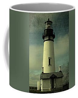 Coastal Breeze At Yaquina Head Coffee Mug