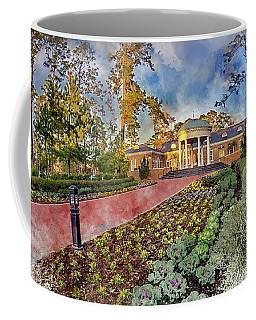 Coastal Carolina University Digital Watercolor Coffee Mug