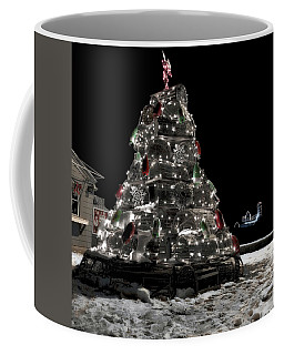 Coastal Christmas Coffee Mug